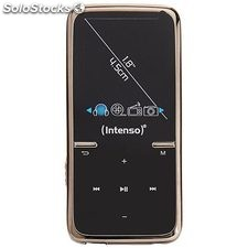 Reproductor MP4 Intenso video player