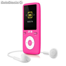 Reproductor MP4 spc internet pure sound Rosa