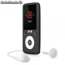 "Reproductor MP4 SPC pure sound colour 2 8488d - 8gb - 1.8""/4.57cm - fm - fotos"