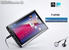 Reproductor Mp5 Mp4 Tft 5' FHD 1080 8Gb Rockchip Tv Out Mkv Micro Sd mp3