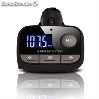 Reproductor portátil MP3 energy sistem MP3 Car f2 Black Knight
