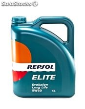 Repsol elite evolution long life 5W30 5 lt