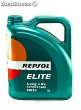Repsol elite long life 50700/50400 5W30 5 lt