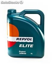 Repsol elite super 20W50 5 lt
