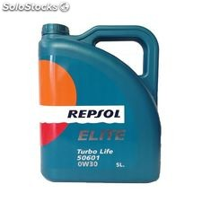 Repsol elite turbo life 50601 0W30 5 lt