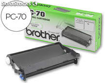 Repuesto fax t94/96 brother cartucho y bobina