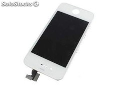 Repuesto Pantalla Tactil + LCD para iPhone 4 - Blanco
