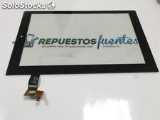 Repuesto Pantalla Tactil para Tablet Yoga Tablet 2 1050 - Negra