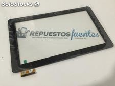 Repuesto Pantalla Tactil Touch Tablet Wolder California 10,1 - Negro""