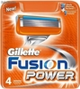 Repuestos maquinillas Gillette Fusion Power 4 uds