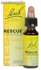 Rescue remedy bach gotas 10ml 002596