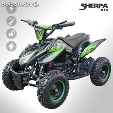 Reserva Quad eléctrico Sherpa 800W Tox
