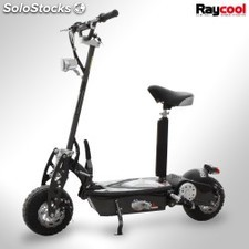 RESERVAR Patinete eléctrico Raycool 1000W Carbon Black