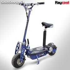 RESERVAR Patinete eléctrico Raycool 1000W Carbon Blue