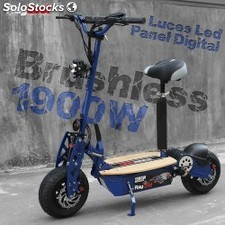 RESERVAR Patinete eléctrico Raycool Brushless 1900W
