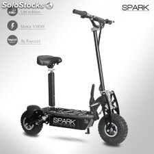 Reservar Patinete eléctrico Raycool Spark 1000W