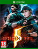 Resident evil 5 hd/x-one