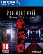 Resident evil origins collection/PS4