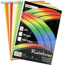 Resmilleria A4 150H colores 80GR - masterclass - 8433774613145 - BY06019961314