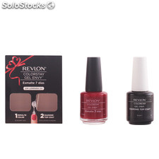 Revlon colorstay gel envy duo elegant coffret 2 pz