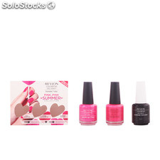 Revlon colorstay gel envy pink pink summer coffret 3 pz