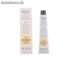 Revlon nutri color cream #1003-pale gold 100 ml