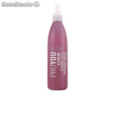 Revlon proyou extreme strong hold finishing spray 350 ml