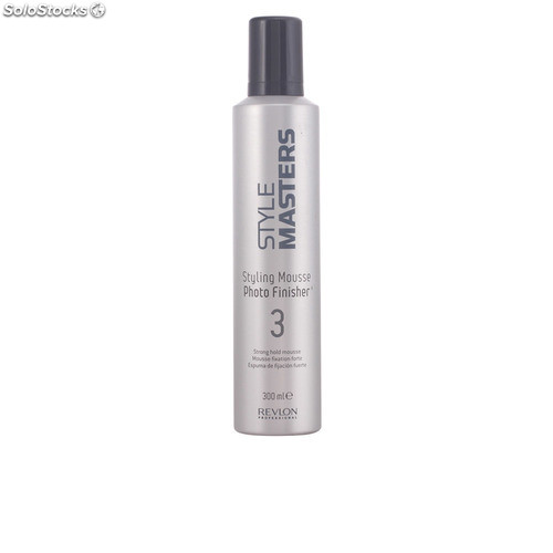 Revlon style masters strong hold mousse 300 ml