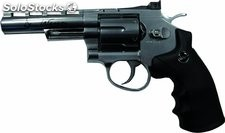 "Revolver CO2 4.5mm Python 4"" Airsoft"