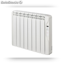 Rff inertia radiator with eco thermo fluid, digital control.