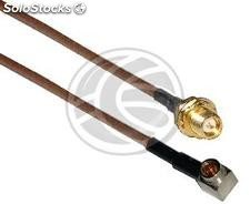 Rg-316 Cable 20cm (Lucent AP600/rsma-Female) (RG97)