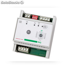 Rg-cpl energy manager suitable for mains borne signaling, single