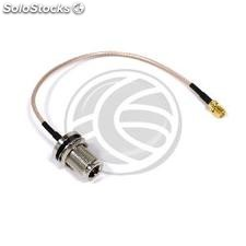 RG316 coaxial cable N-Female to SMA-female 20cm (WG41-0002)