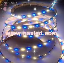 Rgb+White 4 color led lighting strips-72pcs 5050 smd LEDs