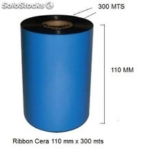 Ribbon 110mm x 300 mts Cera