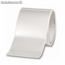 Ribbon color zebra z-ultimate 3000t blanco 102x102mm - pack 4 unidades