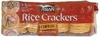 Rice crackers cheese