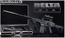 Rifle Delta Six Para Video Juego, Compatible Xbox, Play, Pc
