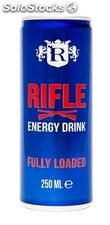 Rifle energy drinks 250ml, origin uk