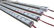 Rigid aluminum led bar, 60led/m, ip65 waterproof, 5050 smd