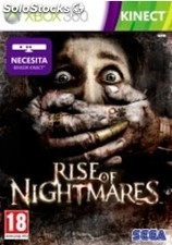 Rise of nightmares (Kinect)/XBOX360
