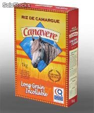 RIZ DE CAMARGUE LONG GRAIN INCOLLABLE 1 kg