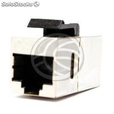 RJ45 Keystone RJ45 female to female (Cat.5e ftp) (RX24-0003)