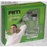 Rm 4 Casual Days - Estuche - Agua De Tocador 100 ml. + After Shave 100 ml.