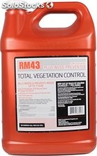 RM43 43-Percent Glyphosate Plus Weed Preventer for Total Vegetation Control