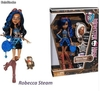 Robecca steam de monster high
