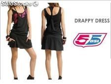 Robes drappy 55 dsl by diesel femme - déstockage