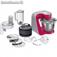 Robot cocina bosch MUM58420 color red diamond