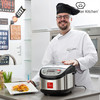 Robot Cuiseur Inox Cook - Photo 3