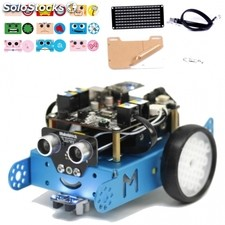 Robot educativo mBOT face spc makeblock - mBOT+pack adicional matriz de led y